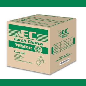Earth Choice (EC) White Paper Roll