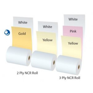Non Carbon Required (NCR) Paper Roll