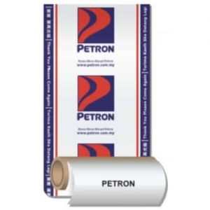 Pre-Printed Prinzet Blue Petrol Thermal Roll