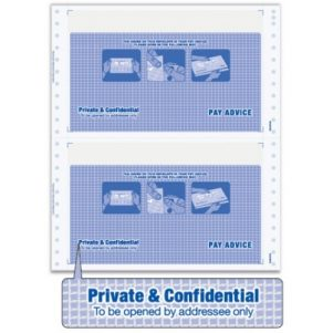 Pre-Printed Envelope Mailer-Form