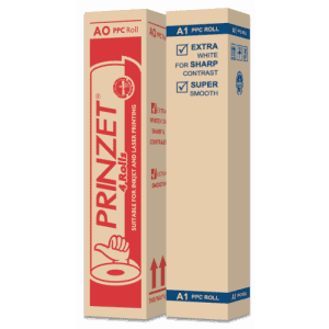 Prinzet / Eco Brown Plan Printing Paper (80GSM)
